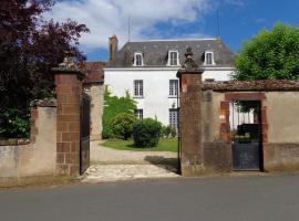 chateau gigot, Chaillac (рядом с городом Dunet)