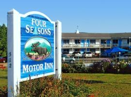 Four Seasons Motor Inn, Twin Mountain