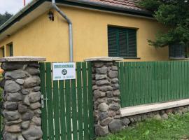 Horváti Apartmanház, Erdőhorváti (рядом с городом Komlóska)