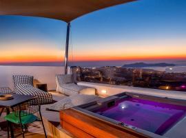 Santorini Soul Villas