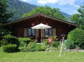 Salzano Basic Rooms Interlaken, Interlaken