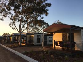 Yarrawonga Riverlands Tourist Park