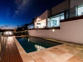 Benowa Modern Waterfront House