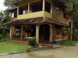 Villa Alamanda Anyer, Sukarame (рядом с городом Sukanegara)
