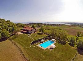 Padenghe - Villa Monte Croce - Appartement 2 - Ihr Gardaseeurlaub, Padenghe sul Garda (Drugolo yakınında)