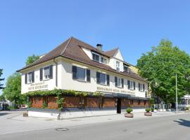Hotel Sonne Eintracht, Achern