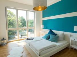 Luxury 3 Room City Apartment