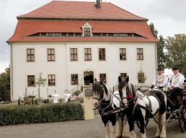 Herrenhaus Kunzwerda/Torgau, Torgau (Camitz yakınında)