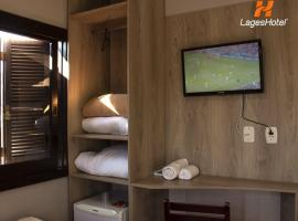 Hotel Lages, Panambi (Palmeira das Missões yakınında)