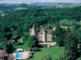 Chateau de Codignat - Relais & Châteaux, Bort-l'Étang