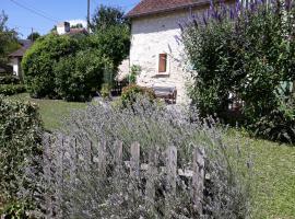 Le Misteflore, Coussay-les-Bois (рядом с городом Lésigny)