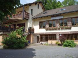 Le Freudeneck, Wangenbourg