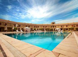 La Viena Health Resort, Maydūm ('Izbat Baḩr Abū al Mir yakınında)
