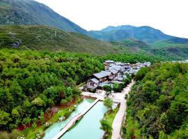 Gelle Freres Healing Hotel Dongba, Lijiang (Qihe yakınında)