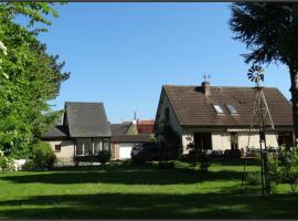 La Grange du Verger, Villers-Bretonneux (рядом с городом Hangest-en-Santerre)