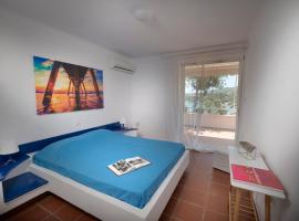 Deluxe Sounio Apartment Zeus -10m from the beach