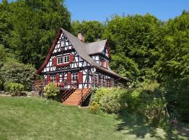 Landhaus von Fock, Wallmerod (Oberahr yakınında)