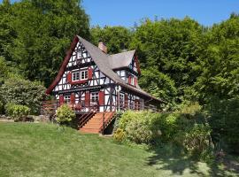 Landhaus von Fock, Wallmerod