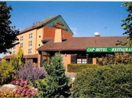 Cap Hôtel, Noyelles-Godault