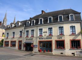 Logis Le Montligeon, La Chapelle-Montligeon (рядом с городом Brochard)