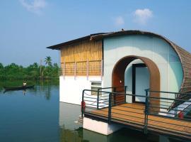 1 BHK Cottage in Kumbalangi, Kochi(9700), by GuestHouser, Kandakkadava