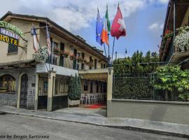 Hotel Centro, Torre Pellice (Villar Pellice yakınında)