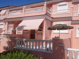 Casa Piti, Puerto Marino