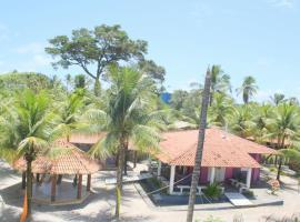 Terra Nossa Resort, Ponta da Tulha (Mamoan yakınında)
