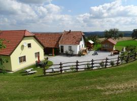 Gästehaus zur alten Buche, Eisengraberamt (Krumau am Kamp yakınında)