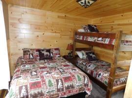 Loon Lodge, Phelps (Near Ski Brule)