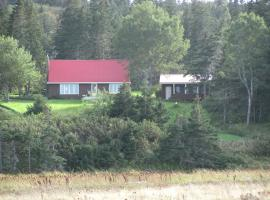 Sand Point House, Sand Point (Guysborough yakınında)