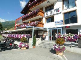 Hotel Astoria, Ulrichen