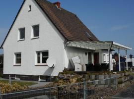Modernes Ferienhaus der besonderen Art mit Garten, Löhne (Hiddenhausen yakınında)