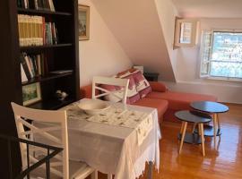 Korcula attic apartment