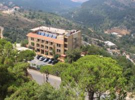Pine View Hotel Azour-Jezzine, Jezzîne