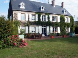 Chambres d'Hôtes - Domaine Des Perrières, Crux-la-Ville (рядом с городом Guipy)
