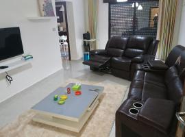 Cozy Modern 2-Bedroom, Amman (Şuwayliḩ yakınında)
