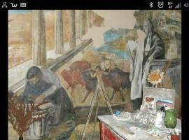 B&B Casa Museo Elio Romano, Assoro (Nissoria yakınında)