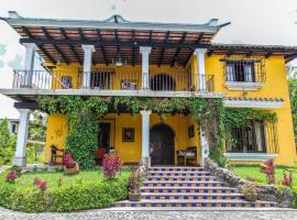 Rooms Jardin Casa La Historia, Сан-Педро-лас-Уэртас (рядом с городом Сьюдад-Вьеха)