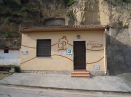 Cueva Rural Castillo de Peñaflor, Valtierra (Cadreita yakınında)