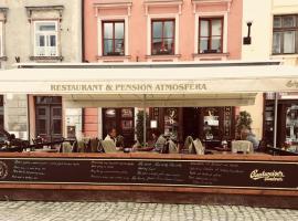 Pension & Restaurant Atmosféra, Loket (Nadlesí yakınında)