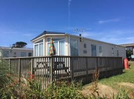 Caravan 53 Focus, Sennen (Regiooni Isles of Scilly lähedal)