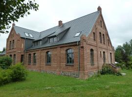 Gutshaus Altbauhof, Dargun