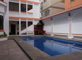 Garzoquil, Guayaquil (San Lorenzo yakınında)