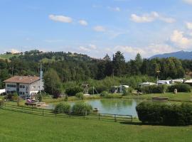 Terrassen-Camping am Richterbichl, Rottenbuch (Krummengraben yakınında)