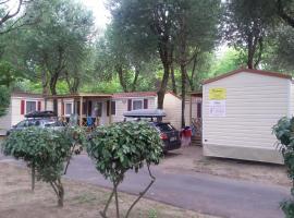 Victoria Mobilehome in Camping Village Mediterraneo