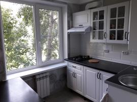 Apartment on Tovarishcheskiy Prospekt 26