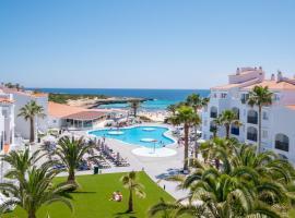 Carema Beach Menorca, Калан-Бош (рядом с городом Сон-Шоригер)