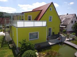 Ferienwohnungen Haus Anna, Birgland (Alfeld yakınında)