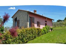 Casa Gioiello, Castiglione del Lago (Villastrada yakınında)